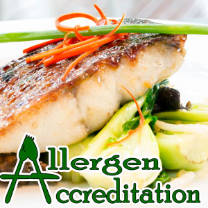 Allergen Accredited Restaurants