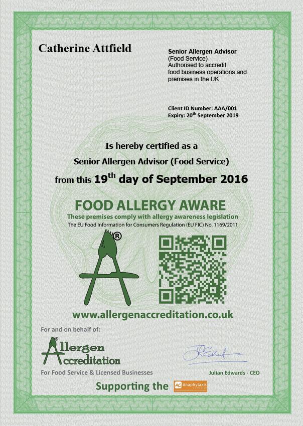senior-allergen-advisor-certificate-catherine-attfield