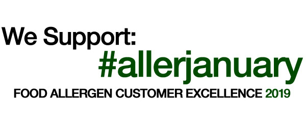 Allergen Aware Month 2019