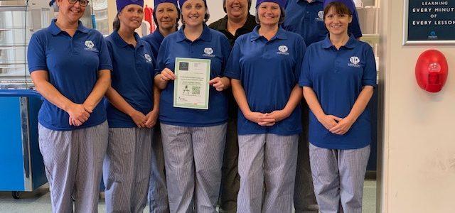 Swanmore College Allergen Accredited