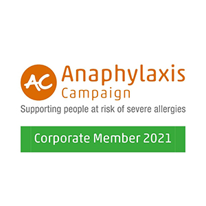 Anaphylaxis Corporate Member